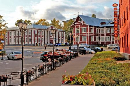 2 день: Петрозаводск
