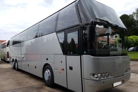 Информация об автобусе