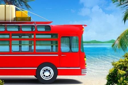 Отправляясь автобусом к морю, нужно знать