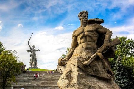 6 день: Сарай бату + Волгоград