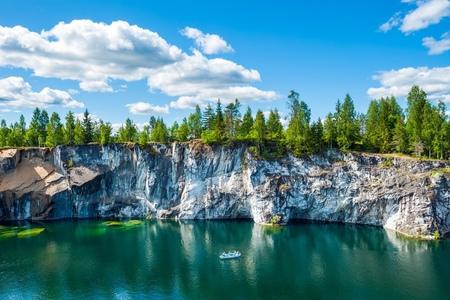 6 день: горный парк «Рускеала»