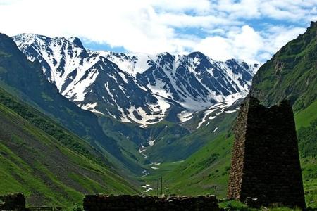 3 день: Северная Осетия