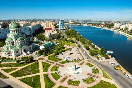 3 день: Астрахань