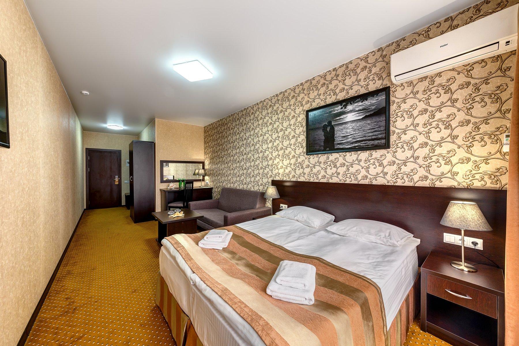 Отель «Море» (г. Геленджик)